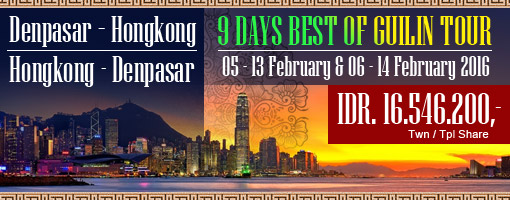 9 Days Best of Guilin Tour